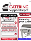 Catering Supplies Depot - click to see more